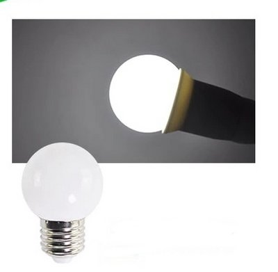 E27 Party ledlamp 1,5 watt coolwit Mini IP65