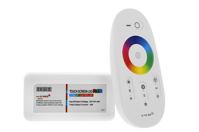 RGB Touch Controller voor RGB strip