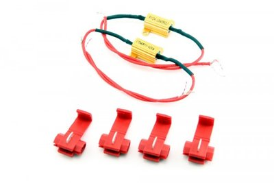 2 Resistor 10W 39ohm voor LED lampen