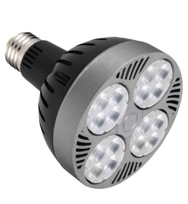E27 Par30 ledlamp 35watt Warmwit 2600 lumen