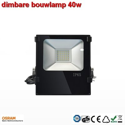 40w Dimbare AC-Breedtestraler cool-wit