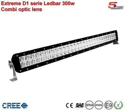 Extreme 30 inch D1-ledbar 300w Combi Ar Optics
