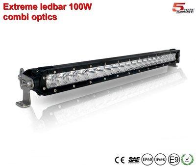 Extreme 20 inch  ledbar 100w - AR Optics - 9.800 lumen