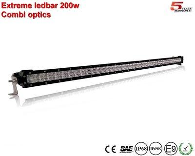 Extreme 40 inch ledbar 200w - Ar Optics - 18.000 lumen