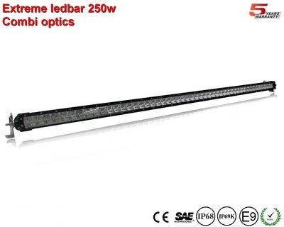 Extreme 50 inch ledbar 250w - Ar Optics - 24.600 lumen