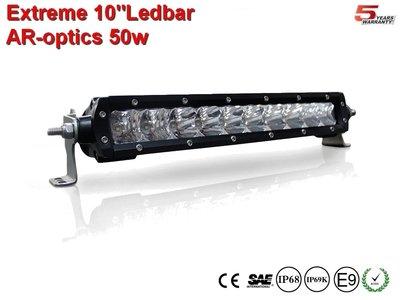 Extreme 10 inch  ledbar 50w - Ar optics - 4.900 lumen