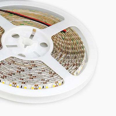 5Meter LEDstrip Cool-wit 600x 2835smd 96watt -IP65 -14400 lumen