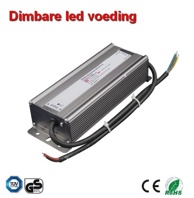Dimbare LED driver 12volt - 100w  TUV