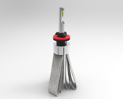 880 Led Canbus koplampen set 7.000 lumen flex-cool