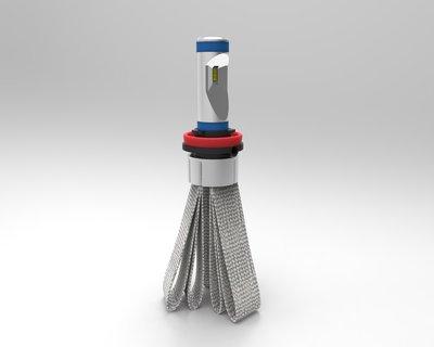 H9 Led Canbus koplamp motor 3.500 lumen flex-cool