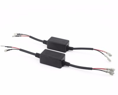 Digitale decoders voor canbus H1 - H3 ledlampen