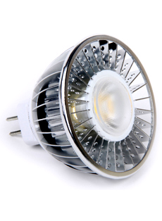 MR16-6watt Warmwit CREE 410lum