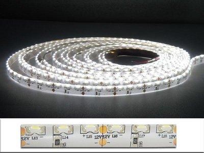5Meter LEDstrip sidevieuw  600x335smd -IP65 Cool-wit