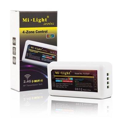 RGB milight controller RF gestuurd