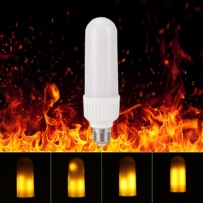 E27 Ledlamp vuurlamp Long 99leds