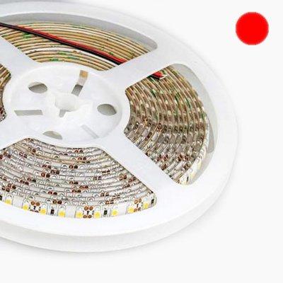 5Meter LEDstrip rood 600x 2835smd 96watt -IP65