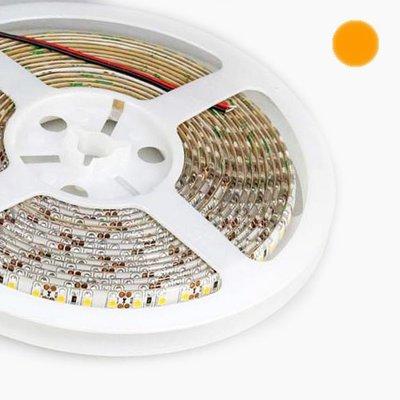 5Meter LEDstrip oranje 600x 2835smd 96watt -IP65