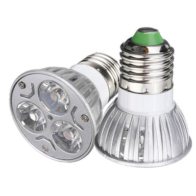 E27 ledspot 3w Warm-wit