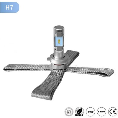 H7 Set Led G10 koplampen set 8.000 lumen copperflex