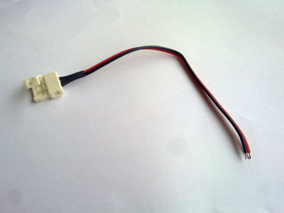LED Strip connectorkabel 12cm