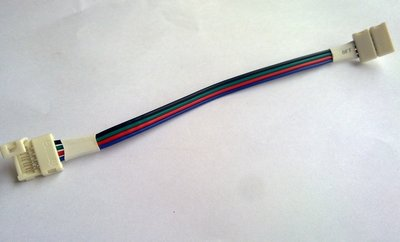 RGB LED Strip connectorkabel-verbinding 12cm