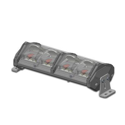 Extreme 10 inch dimbare Ledbar Evolve Dim-grootlicht 124watt