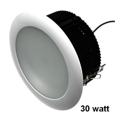 Led Downlight 30w Warm-wit 1980Lumen