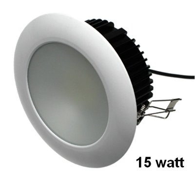 Led Downlight 15w Warm-wit 830Lumen