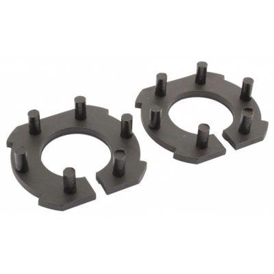 Set H7 Adapters voor  Mazda 3/5/6