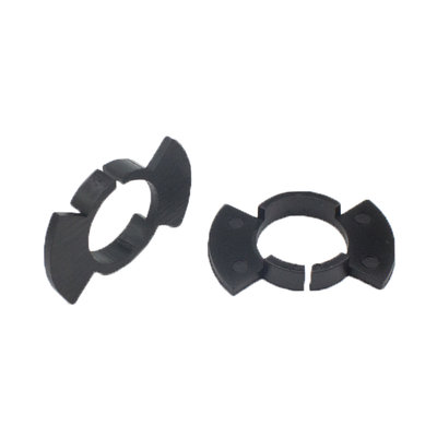 Set H7 Adapters voor Honda ODYSSEY,Accord,Civic Type R S 2001-2005,Prelude 1997-2001,CRV 2002-2006 ACURA RSX 2002-2009 Mitsubishi Lancer JDM with H1)