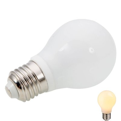 E27 Classic Led lamp 6w warmwit Dimbaar