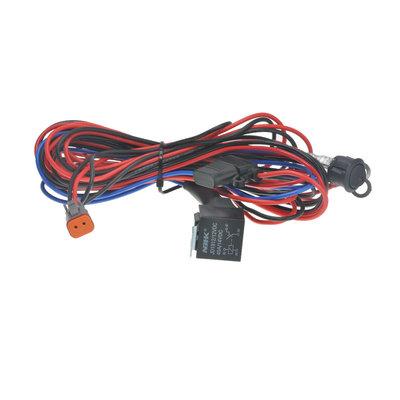 Kabelset voor werklampen met DT connector