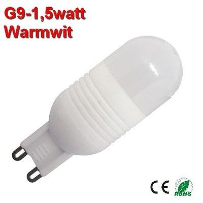 G9 - 1.5w Warm-wit 190Lumen