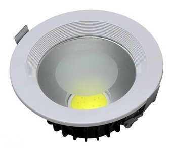 Downlight COB 12w Cool wit 1200 lumen