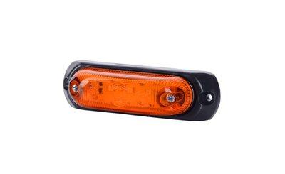 Led contourverlichting 12v/24v Oranje  E9 SAE keur