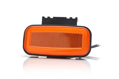 Neonled contourverlichting 12v/24v Oranje  E9 SAE keur