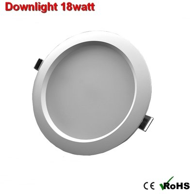 downlight 18w Warm-wit - AC-led Dimbaar