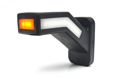 LED Neon breedtelamp rechts en E-keur