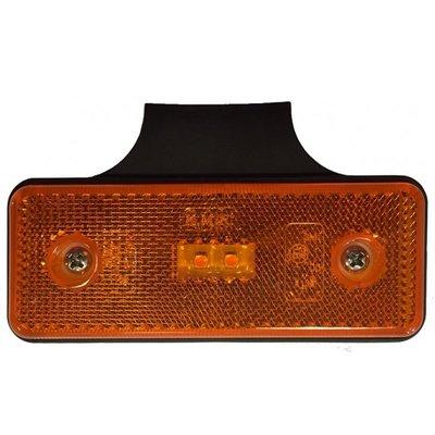 LED contourverlichting 12v/24v Oranje  SAE keur
