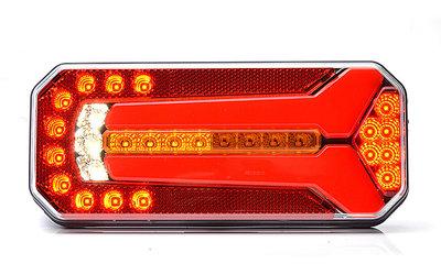 LED Neon Achterlicht dynamisch 12v/24v E-keur