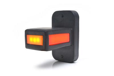 LED Neon breedtelamp Kort met E-keur