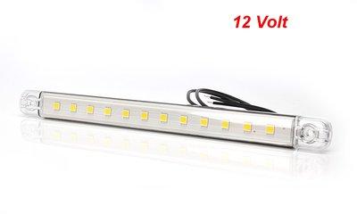 LED interieur-binnenverlichting 12Volt 24cm 320 lumen E-keur Ip68