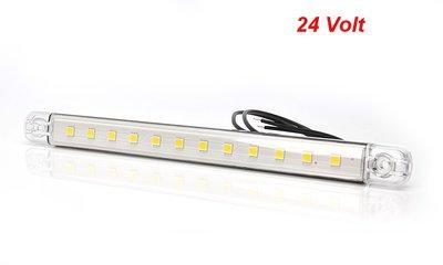 LED interieur-binnenverlichting 24Volt 24cm 320 lumen E-keur Ip68
