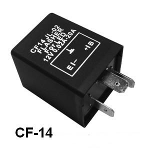 LED Relais CF-14 voor led knipper lichten