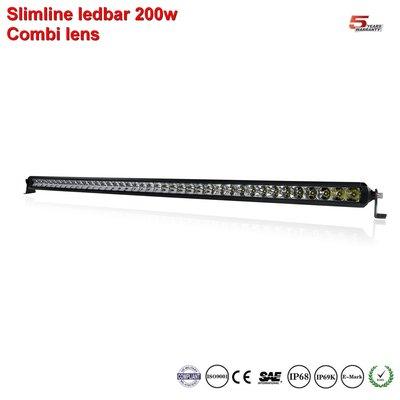 Extreme Slimline single-row ledbar 40inch 200w 19.900 lumen