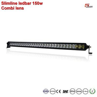 Extreme Slimline single-row ledbar 30inch 150w 14.900 lumen