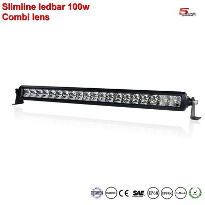 Extreme Slimline single-row ledbar 20inch 100w 9.900 lumen