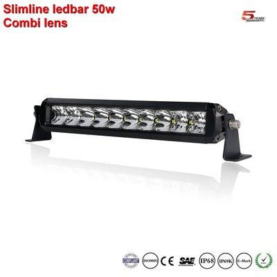 Extreme Slimline single-row ledbar 10inch 50w 4.900 lumen