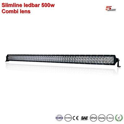 Extreme Slimline dual-row ledbar 52inch 500w 47.900 lumen