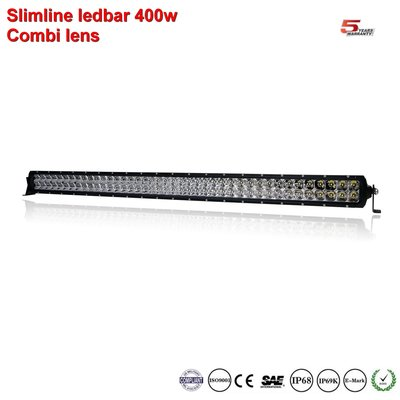 Extreme Slimline dual-row ledbar 41inch 400w 37.900 lumen
